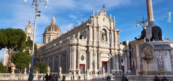 Cathedral of Sant'Agata Province of Catania
