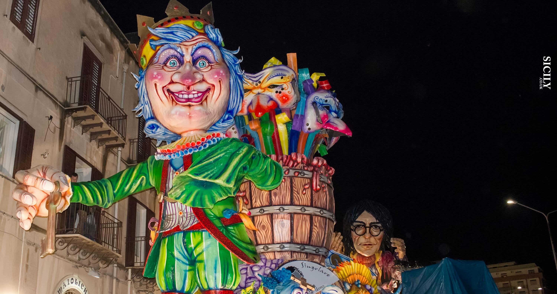 Termini Imerese Carnival - Sicily
