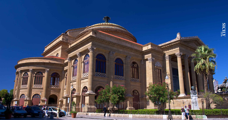 Teatro Massimo - Sicily