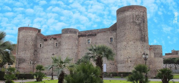Ursino Castle Province of Catania