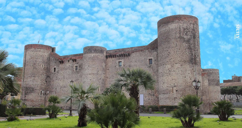 Ursino Castle - Sicily
