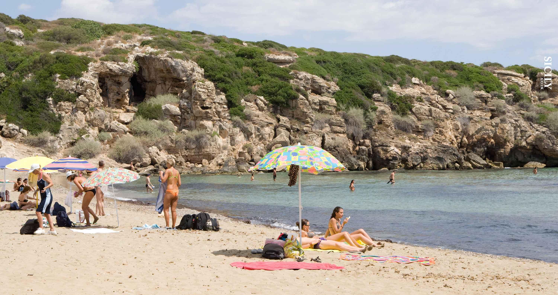 Vendicari Nature Reserve beach - Sicily