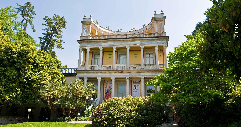 Villa Giulia Garden - Sicily