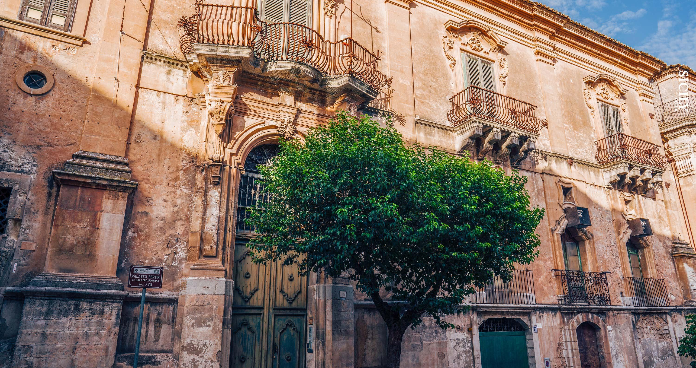 Bertini Palace - Sicily