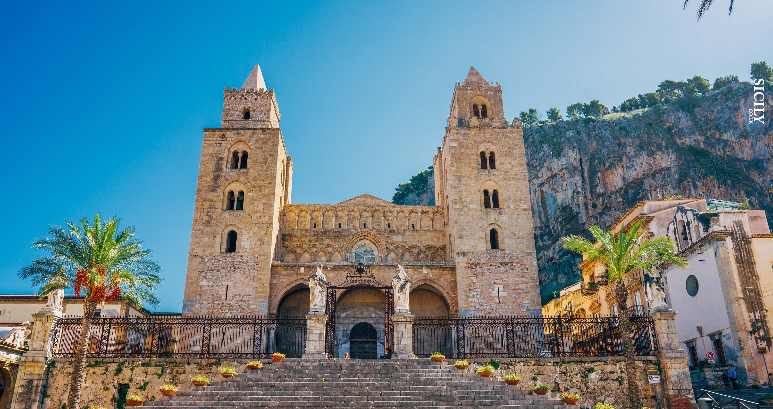 Cathedral of Cefalù: one of the wonders of Sicily - Sicily