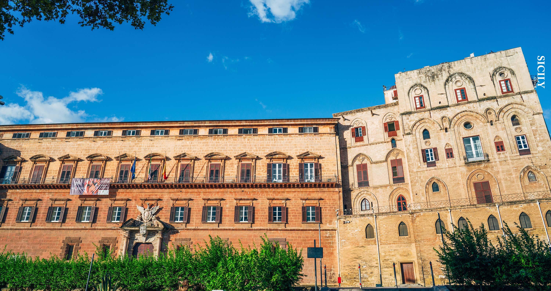 Norman Palace & Palatine Chapel - Sicily