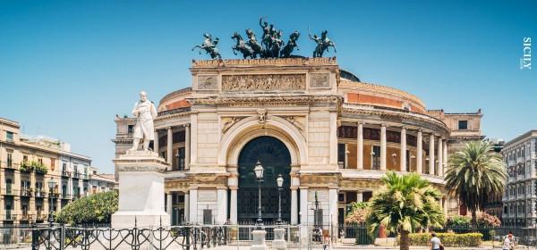 Garibaldi Theatre - Province of Palermo