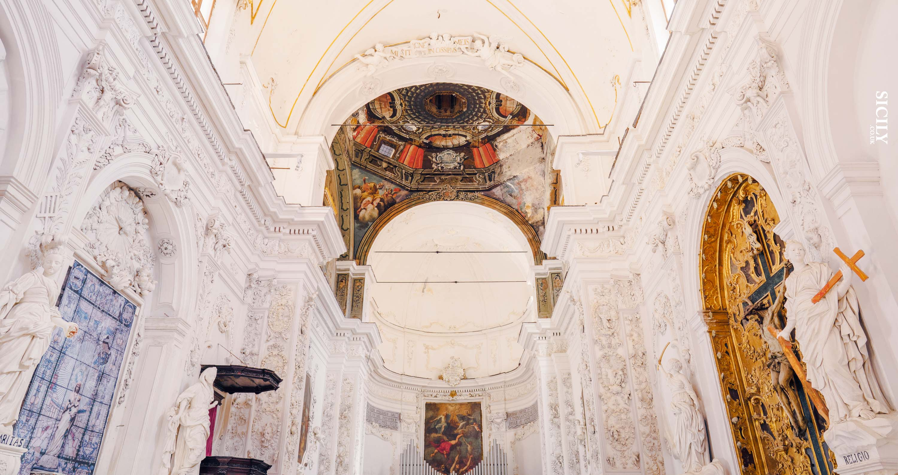 Purgatorio Church - Sicily