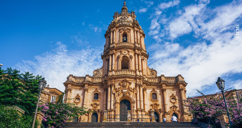 Cathedral of San Giorgio - Sicily