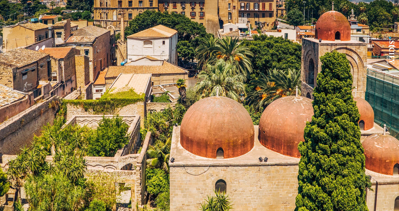 Church of San Giovanni degli Eremiti - Sicily