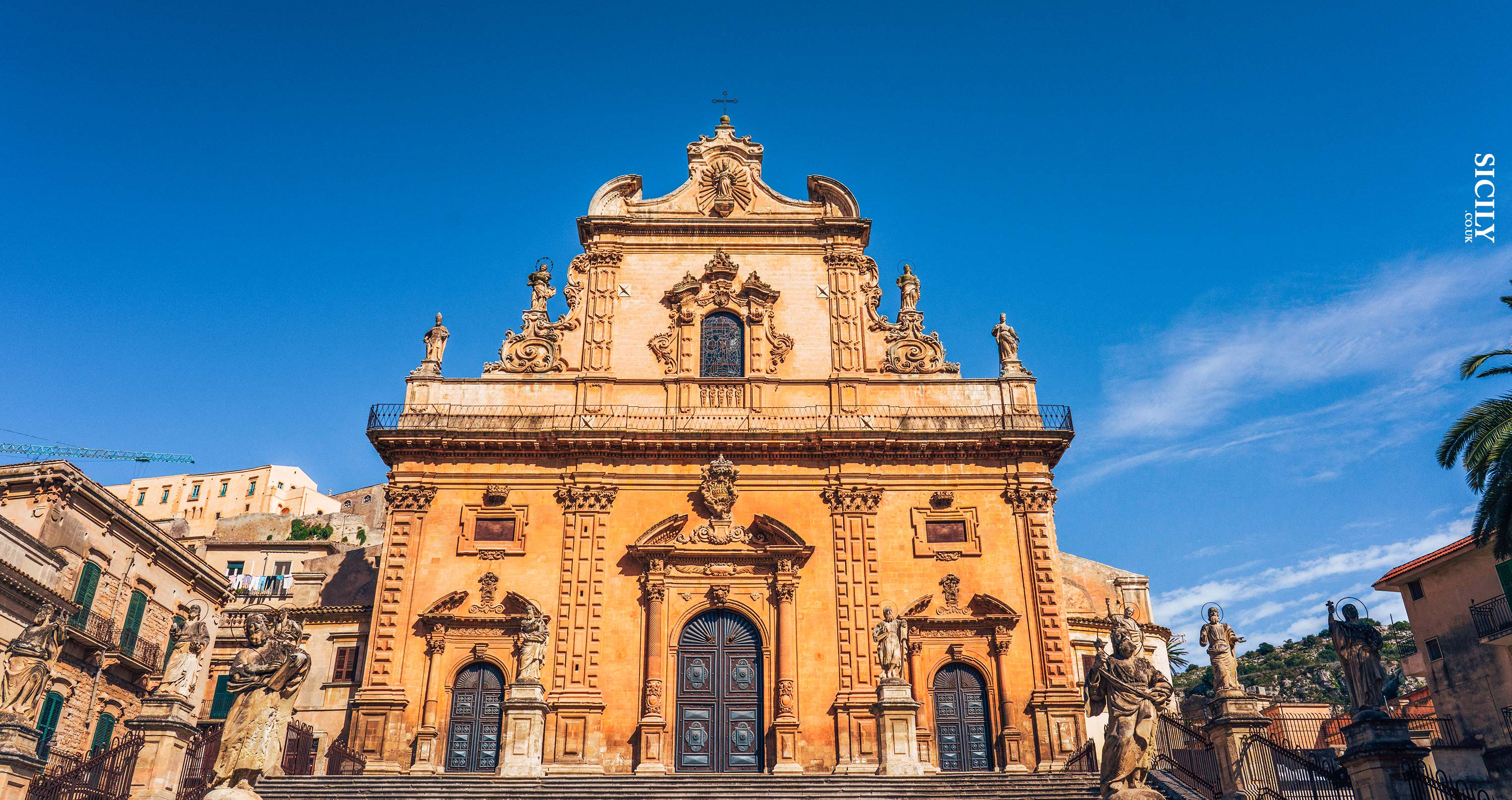Cathedral of St. Pietro Modica - Sicily