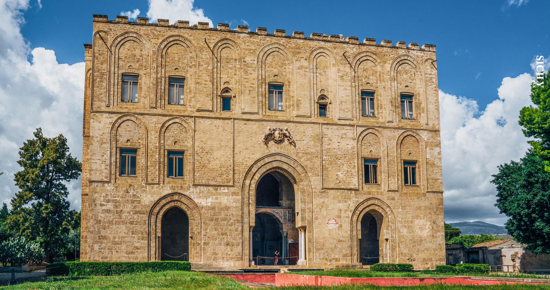 Zisa Castle - Sicily
