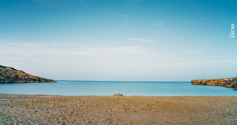 Calamosche Beach - Sicily