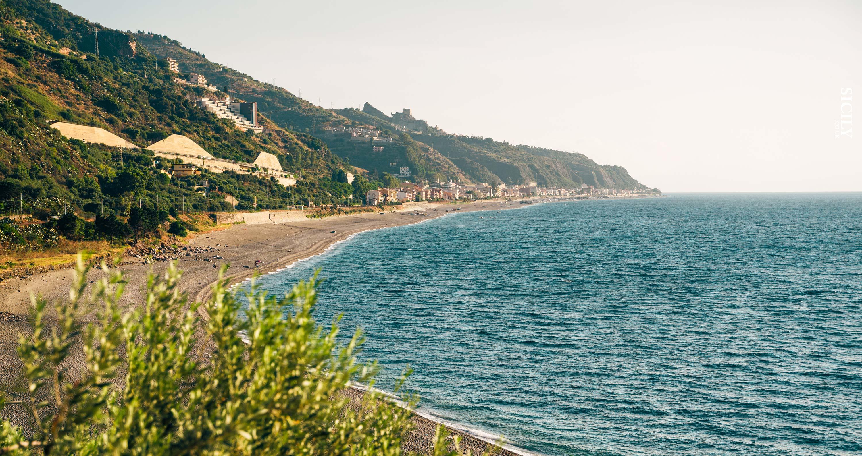Capo Alì beach - Sicily