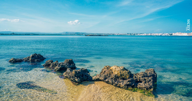Penisola della Maddalena beach - Sicily