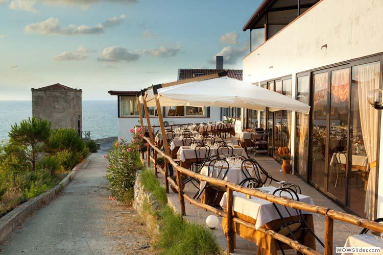 L'Antica Torre Restaurant & Pizza - Sicily