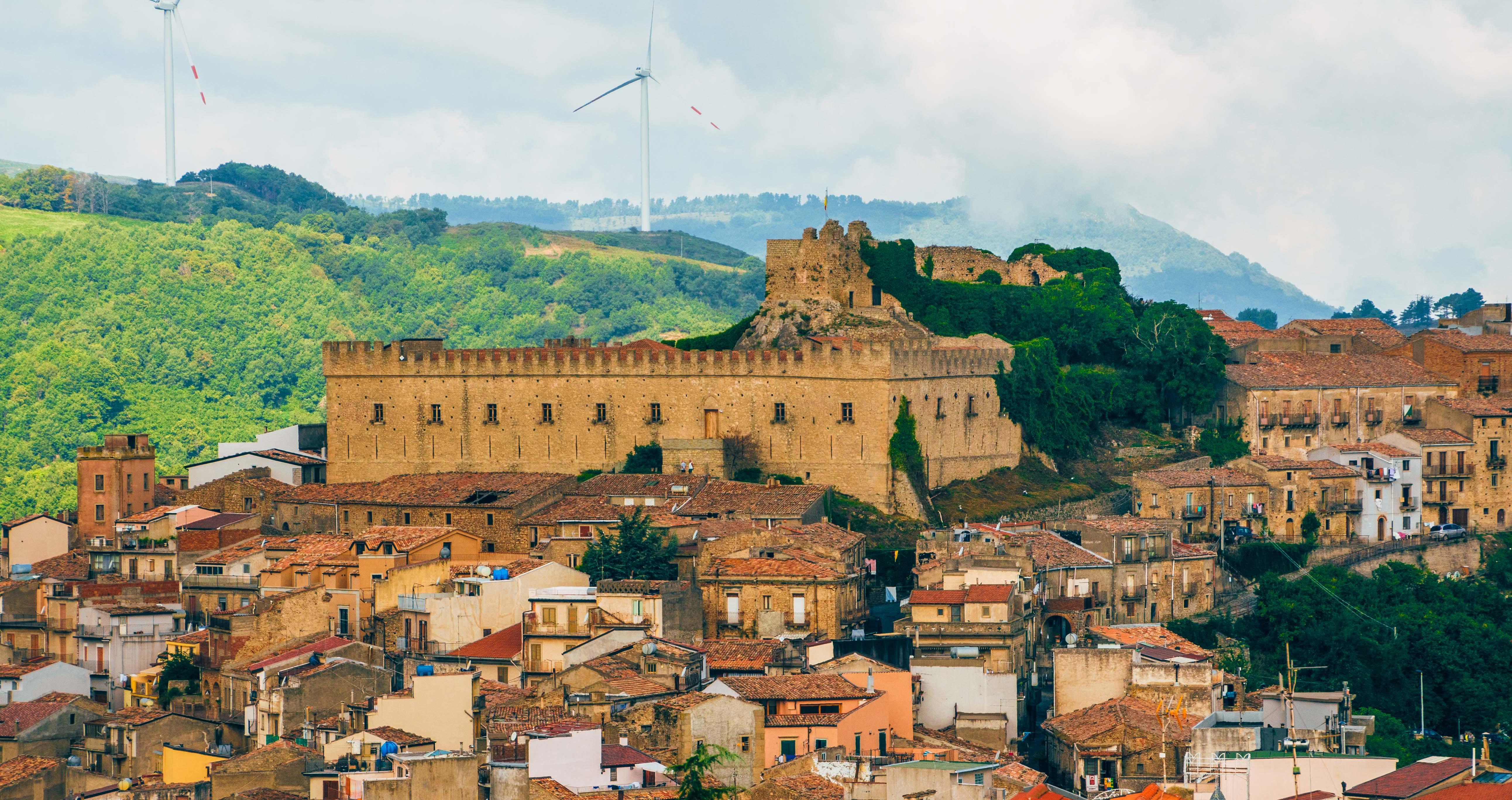 Montalbano Elicona - Sicily