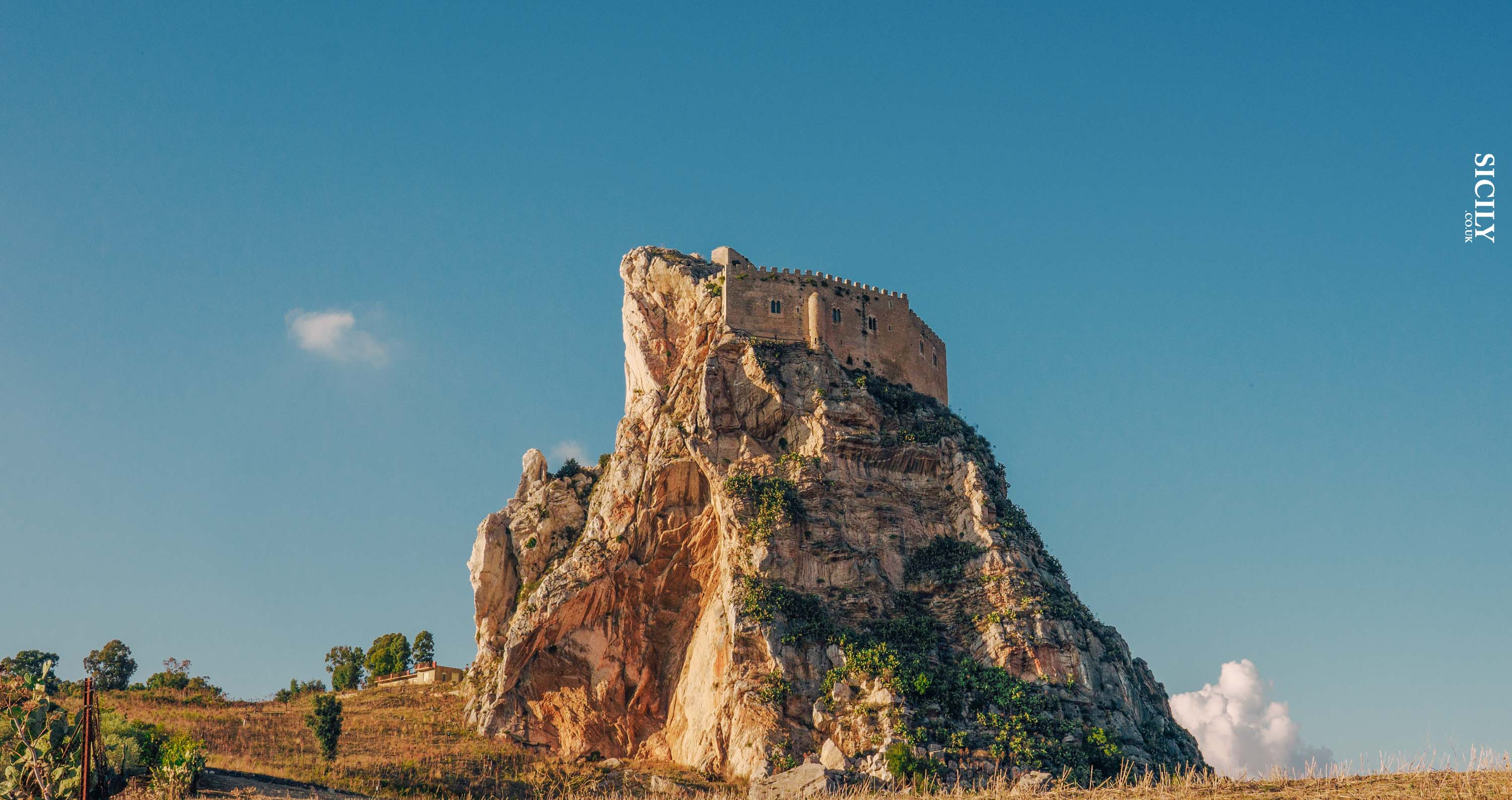 Mussomeli Castle - Sicily