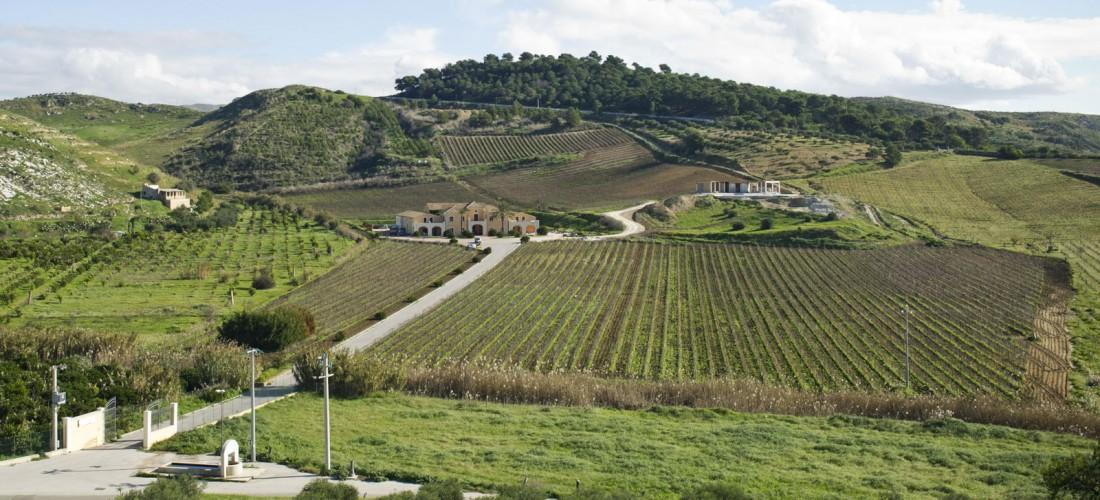 Baglio Caruana Cantina & Relais - Sicily