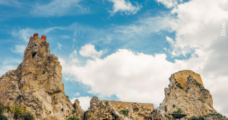 Pietrarossa Castle - Sicily