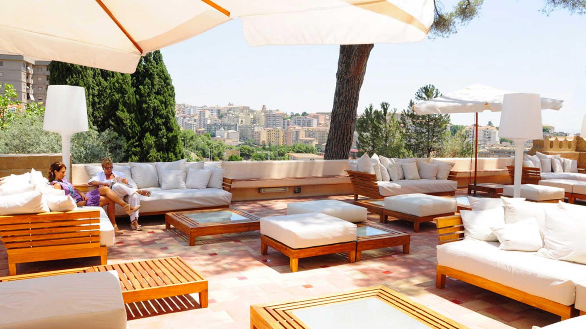 Villa Barile Restaurant - Sicily